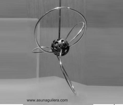 Asun Aguilera - GALAXY Earrings   120 € - emociones hechas joyas,joyería de Autor,Asun Aguilera