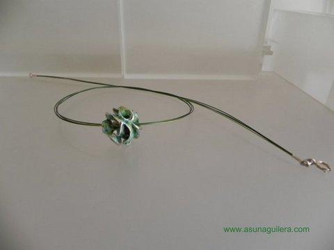 Asun Aguilera - CORDONES de ACERO   11 € - emociones hechas joyas,joyería de Autor,Asun Aguilera