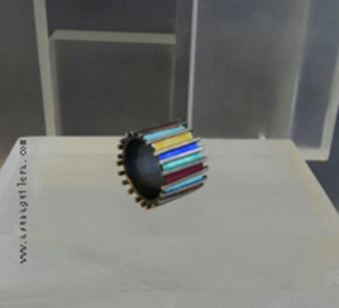 Asun Aguilera - JAPANESE Ring - Wide-Matt   90 € - emociones hechas joyas,joyería de Autor,Asun Aguilera