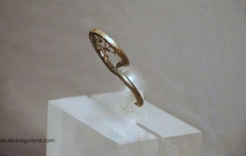Asun Aguilera - TWINS Ring II,   352 € - emociones hechas joyas,joyería de Autor,Asun Aguilera